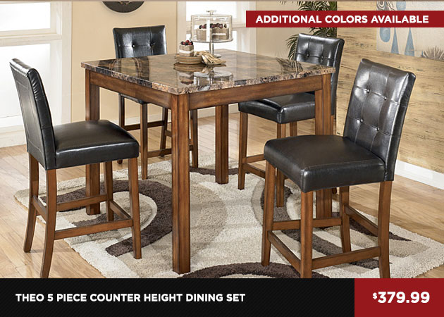 Dining Room Pub Set